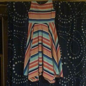Gymboree girls spring dress